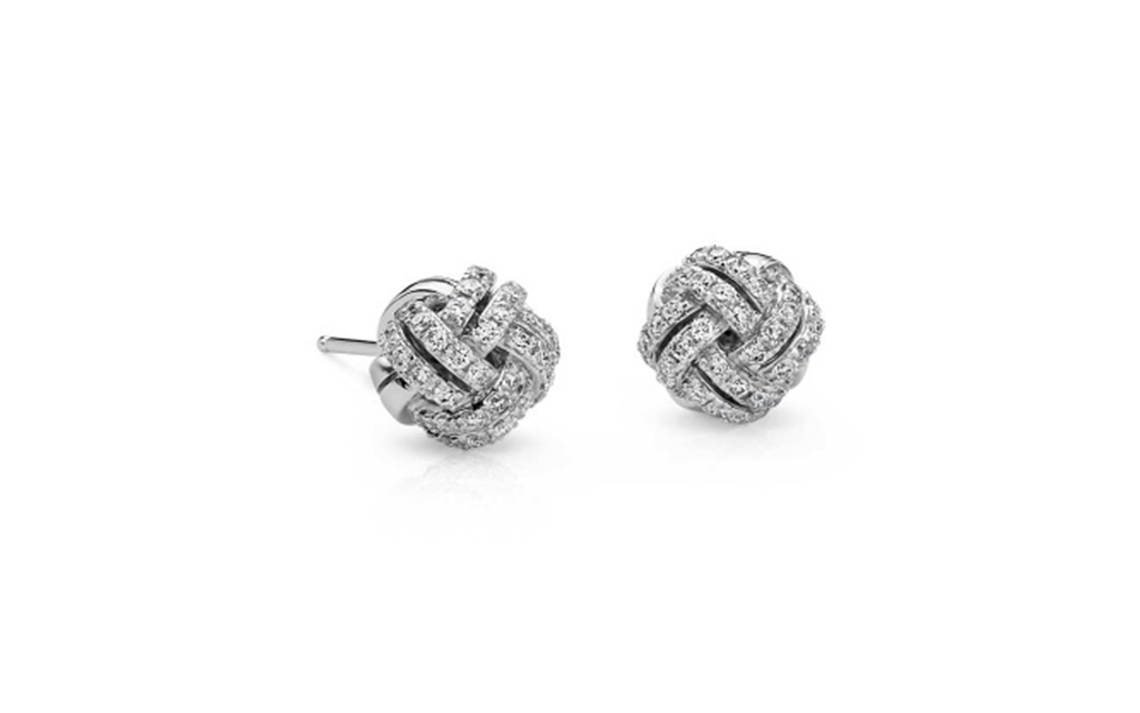 Silver Stylish Earrings
