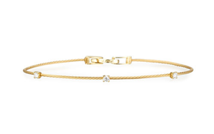 10k Yellowgold Stylish bracelet