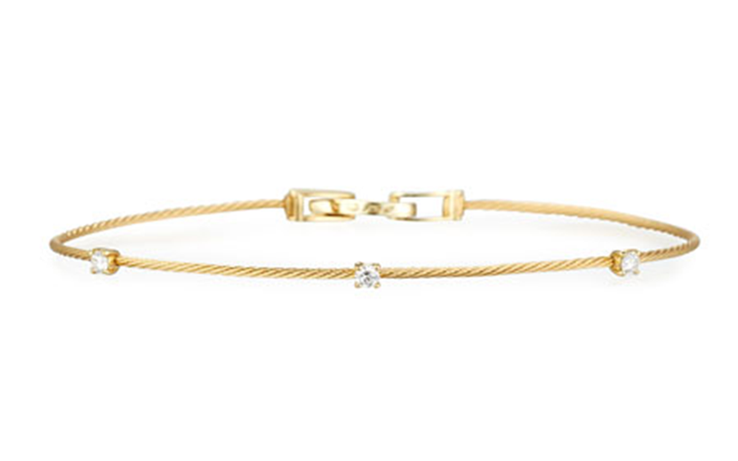 14k Yellowgold Stylish bracelet