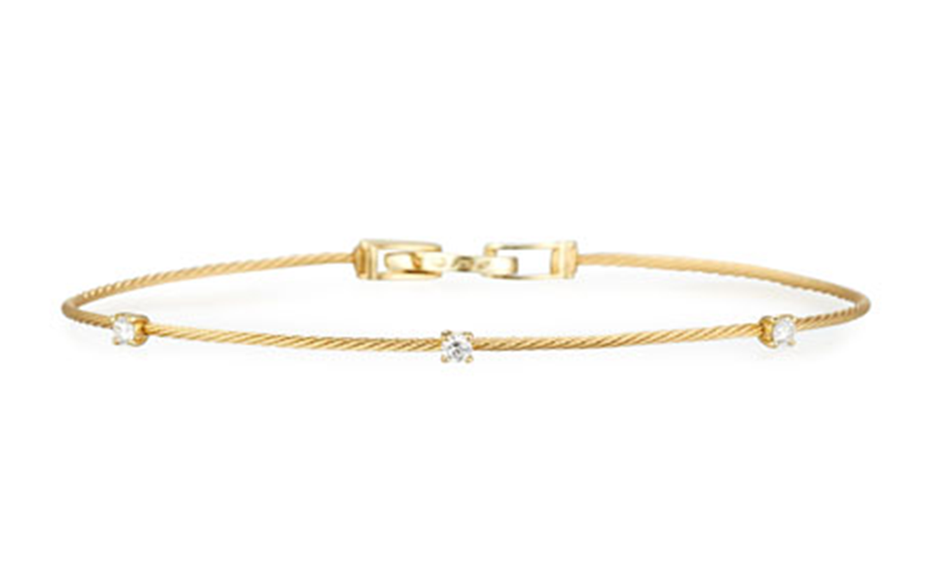 18k Yellowgold Stylish bracelet