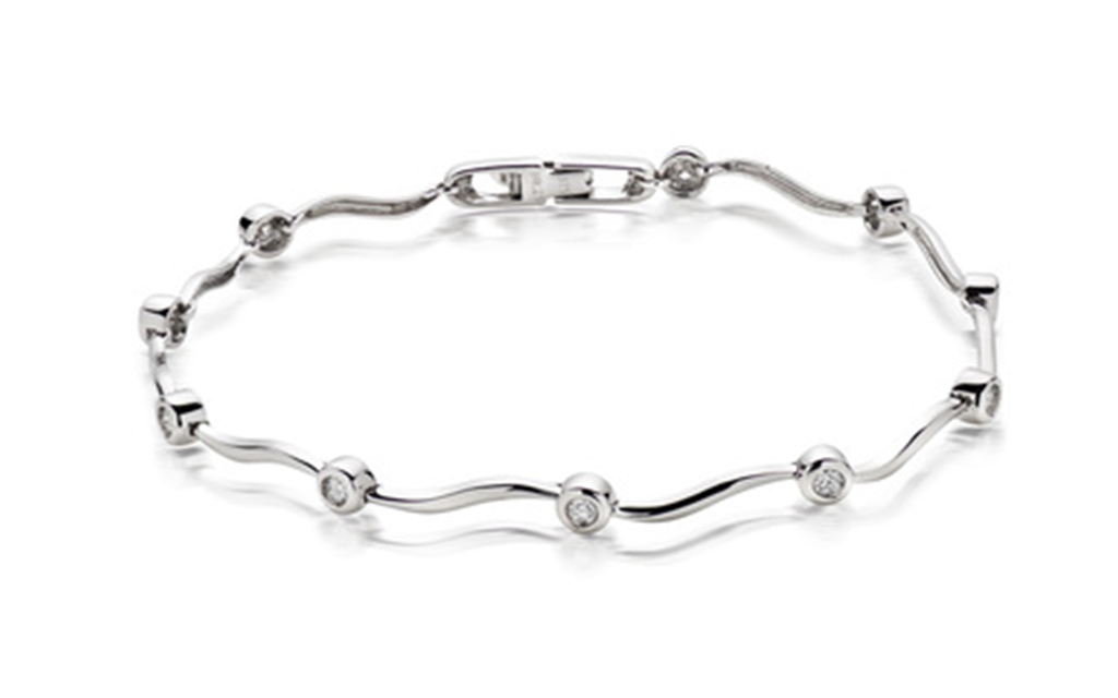 Platinum Stylish bracelet