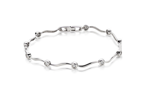 Silver Stylish bracelet