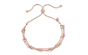 14k Rose gold Stylish bracelet