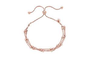 18k Rose gold Stylish bracelet