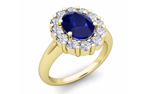 18k Yellow gold Classic Ring