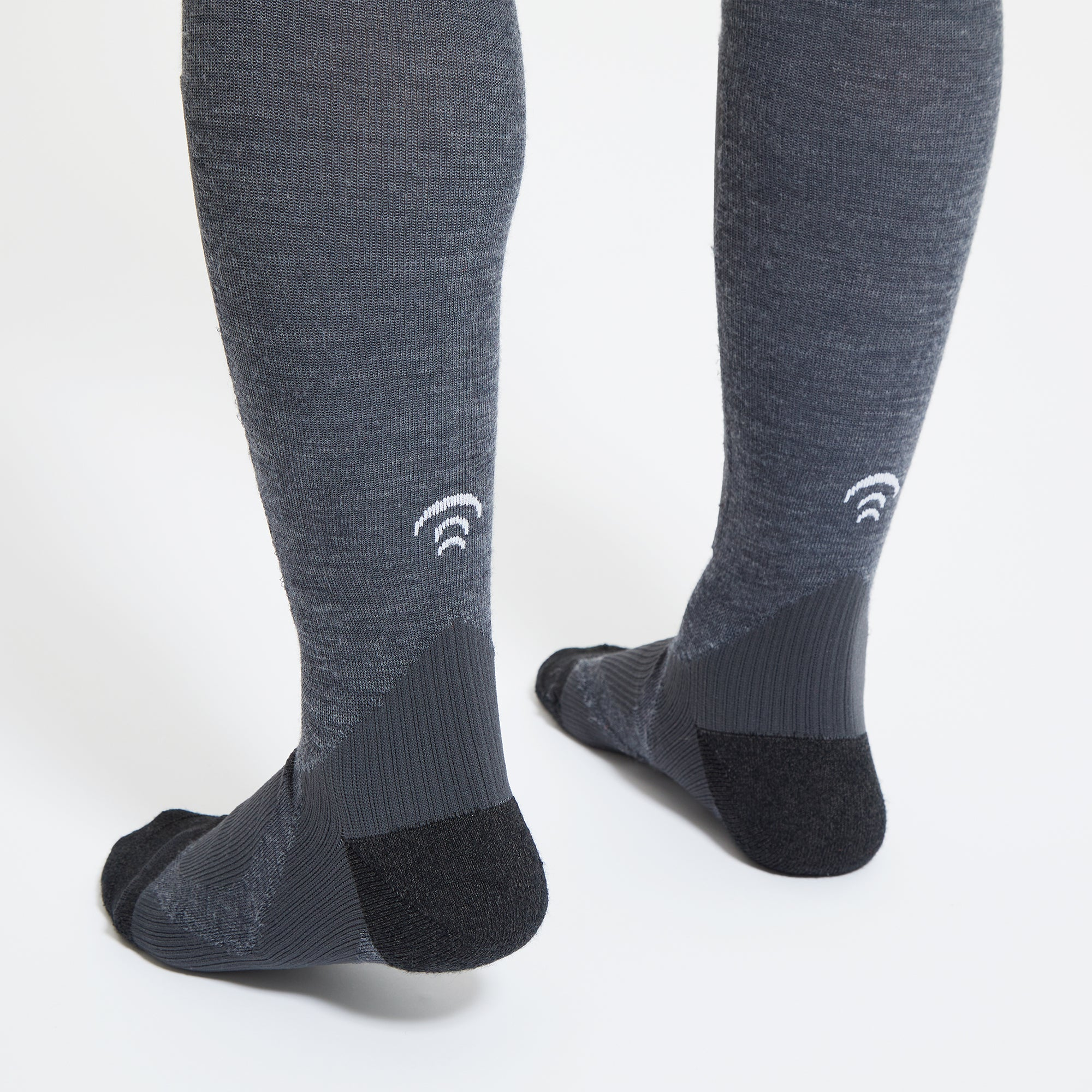 Winter Wool High Socks