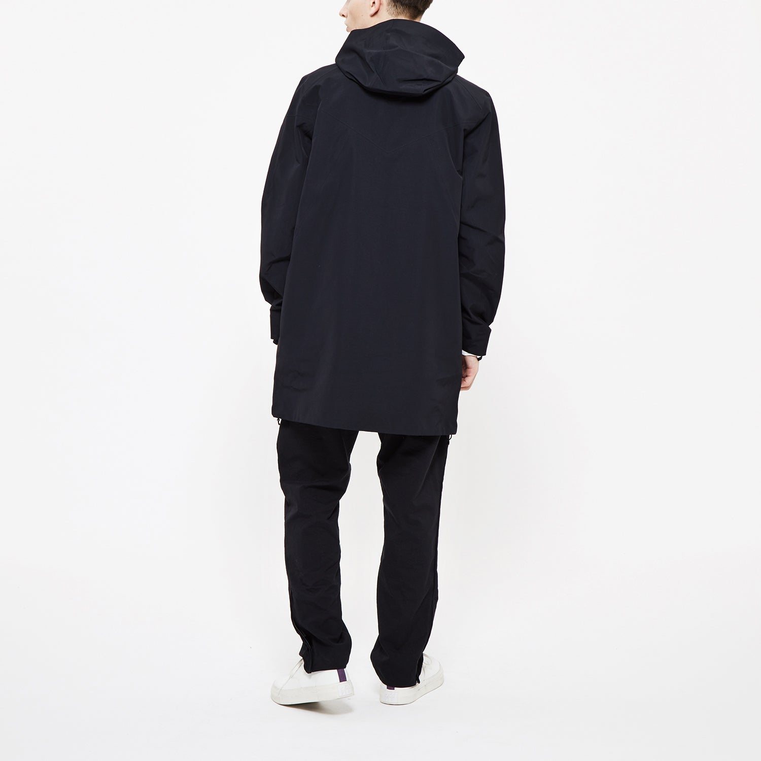 Gore-Tex Hooded Coat
