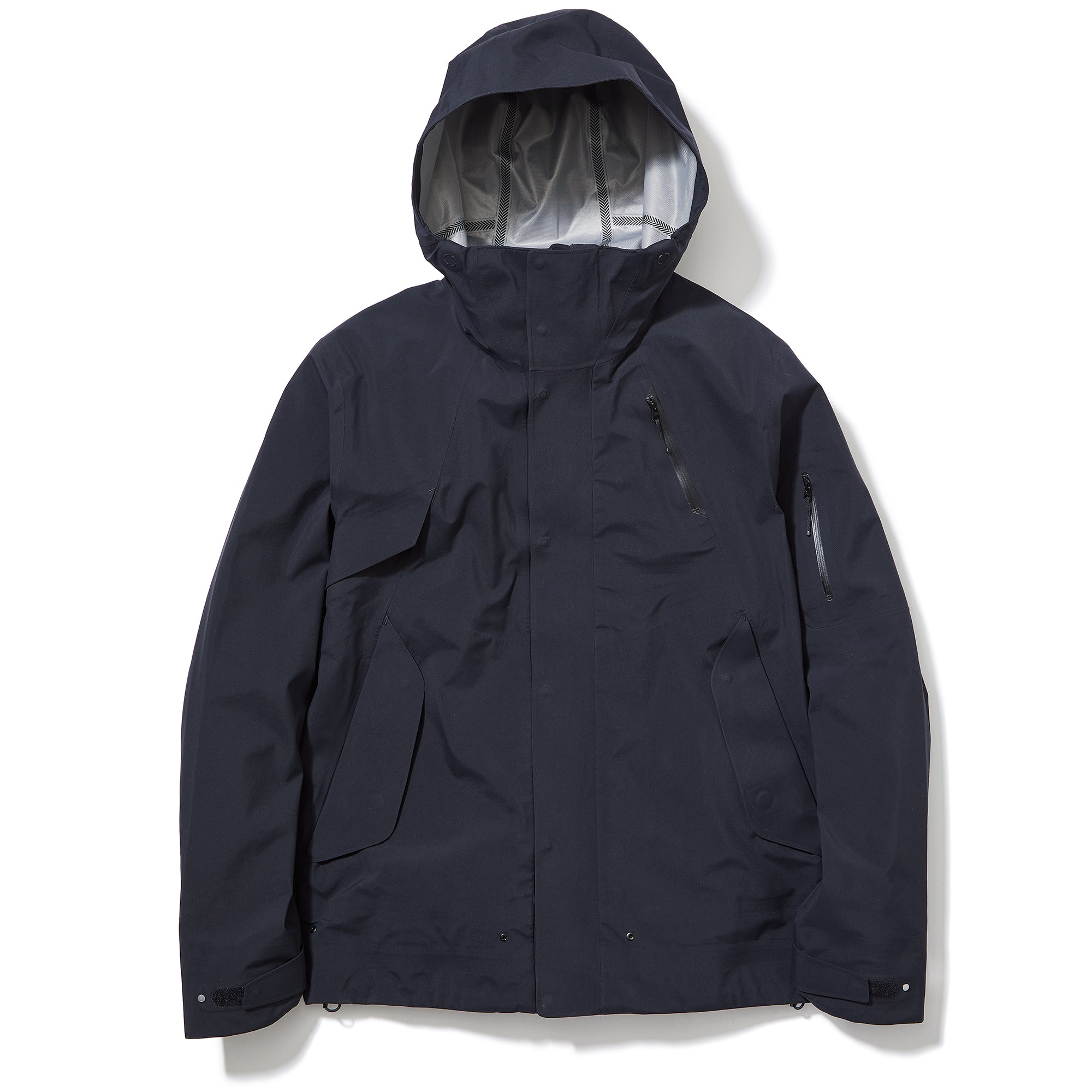 Gore-Tex Hooded Jacket