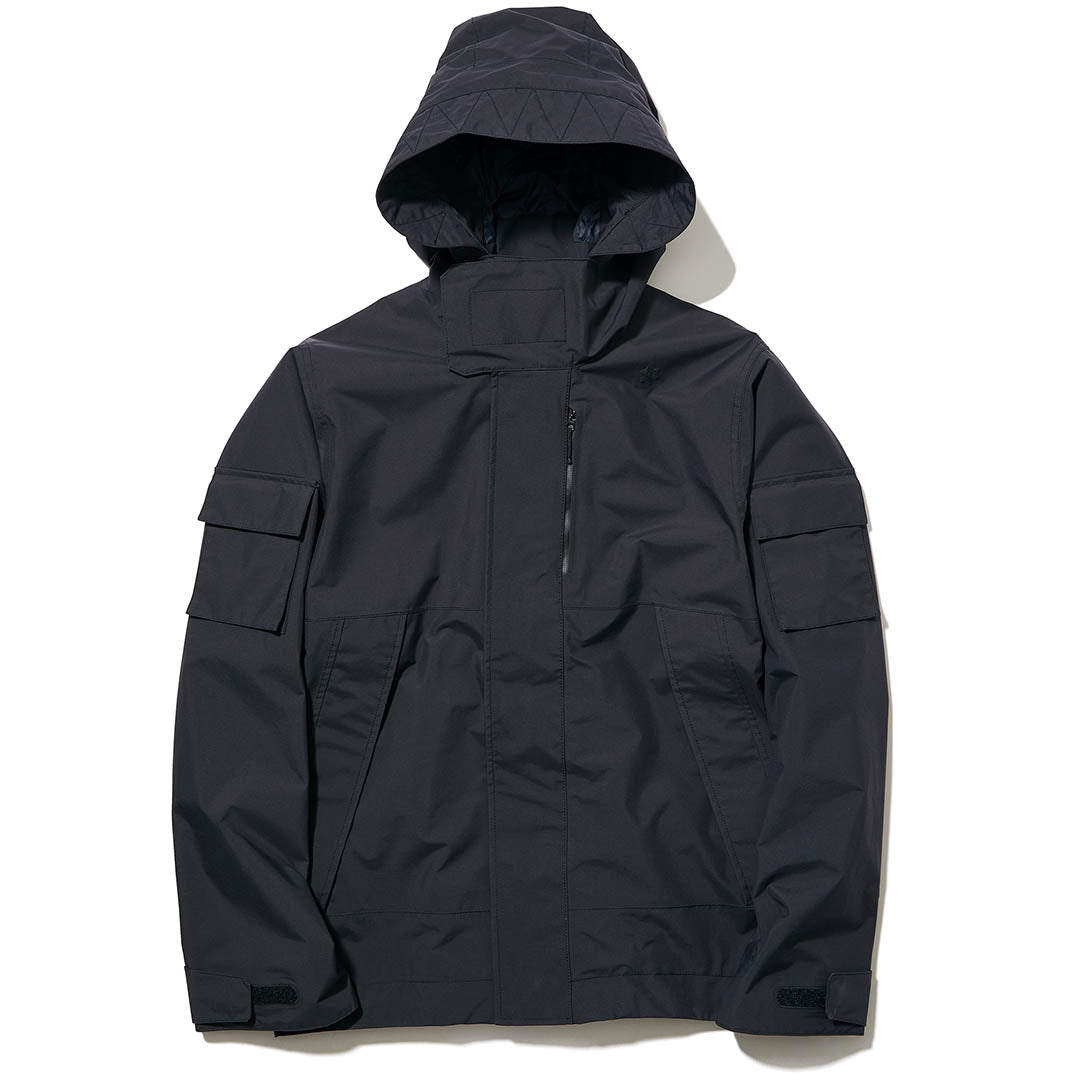 Hooded Over Jacket