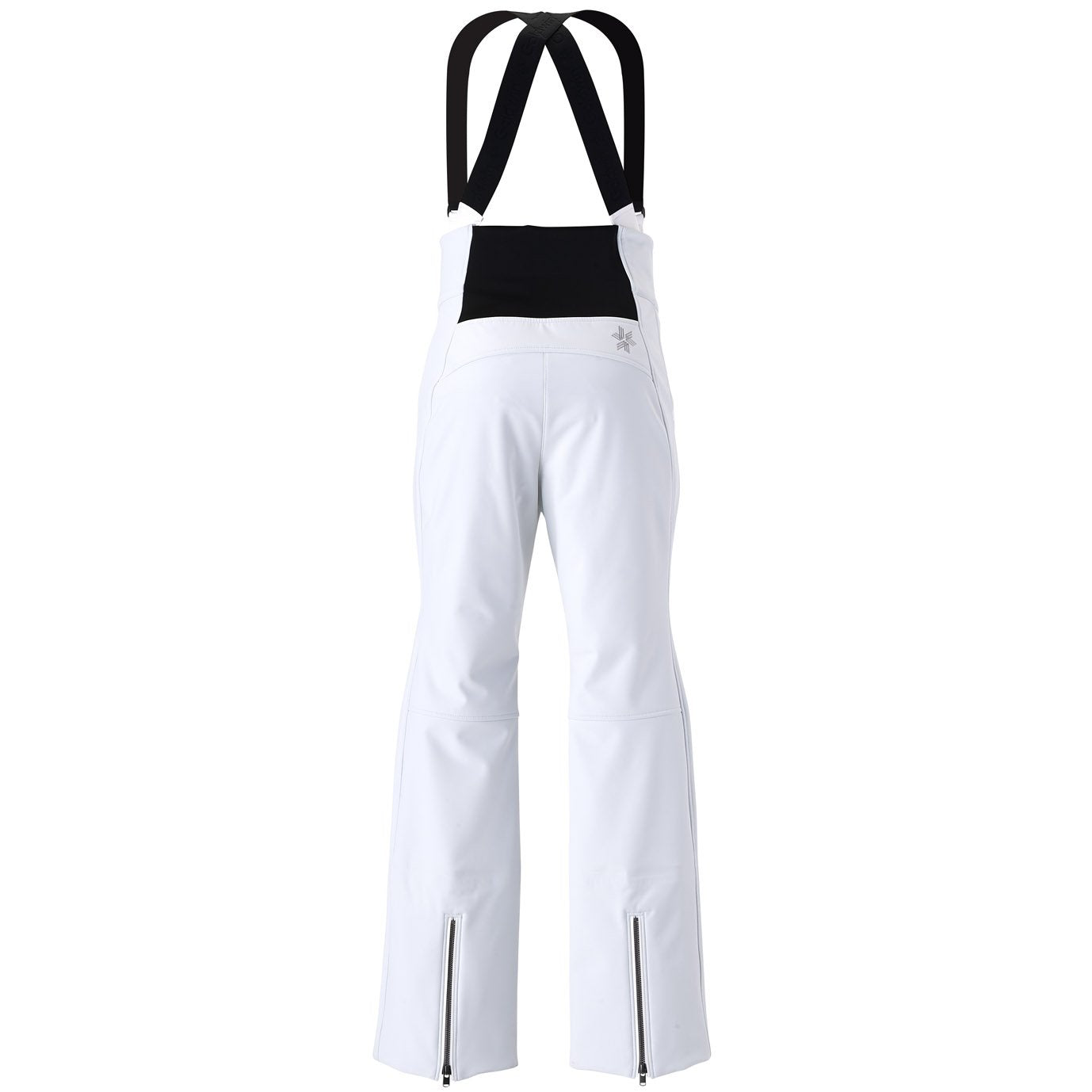 ALBIREO HIGH-WAISTED BONDING PANTS