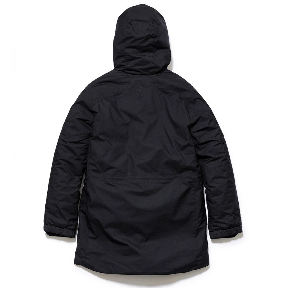 test of 4WAY HOODED DOWN COAT