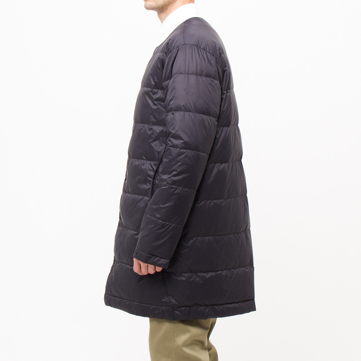 COLLAR LESS DOWN COAT Ⅱ