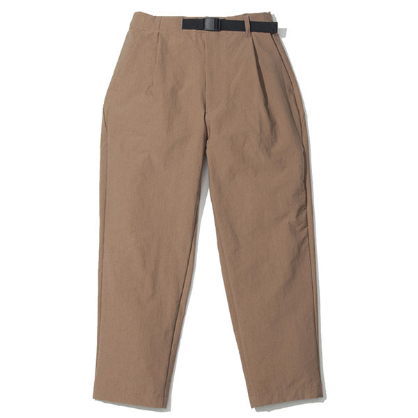 1TUCK EASY TAPERED TROUSERS