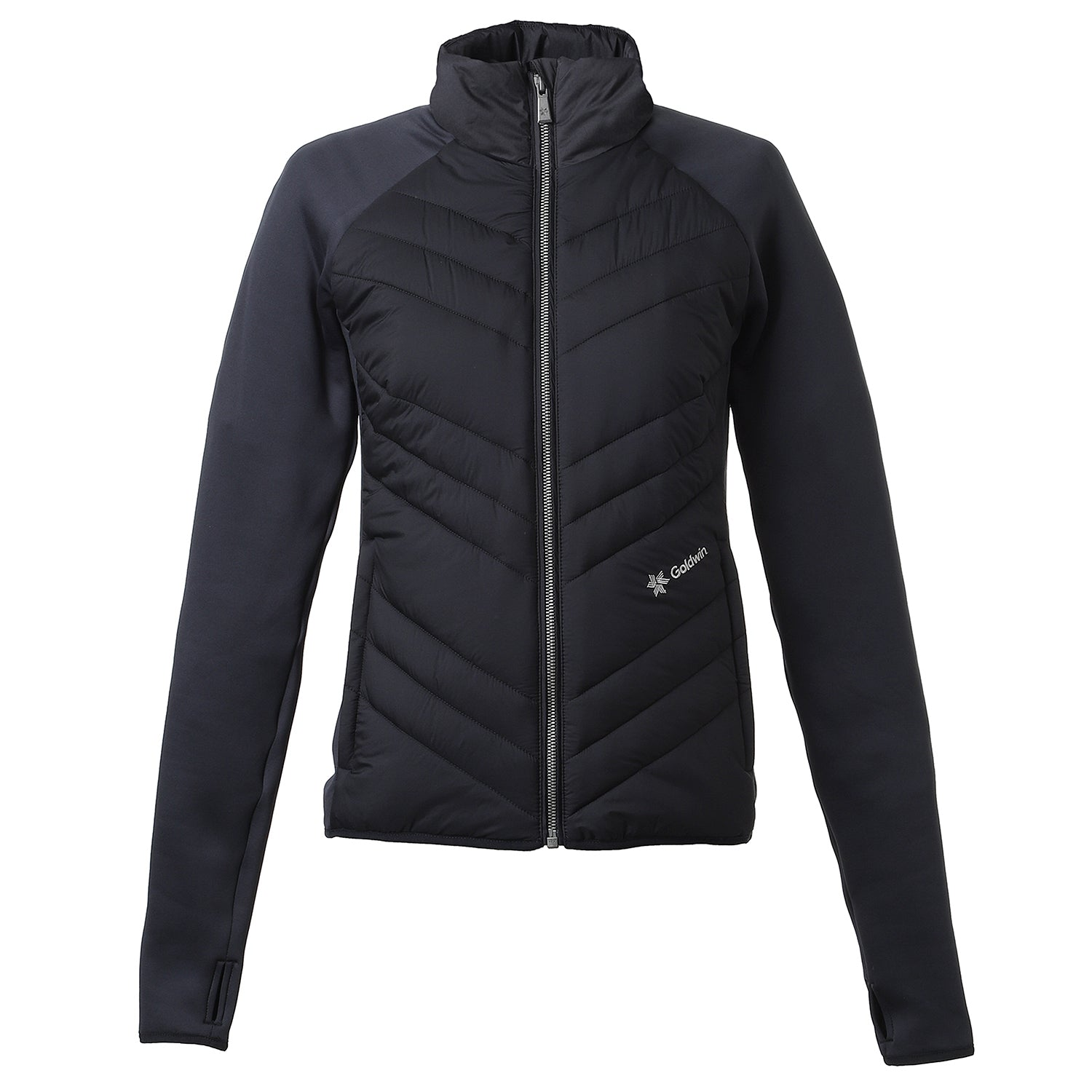 Women's Hybrid Fleece Jacket