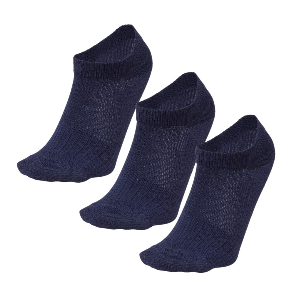 Paper Fiber Arch Support Ankle Socks Assortment