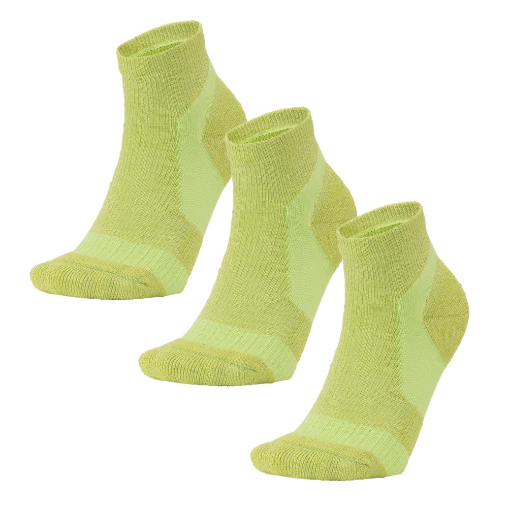 Paper Fiber Arch Support Short Socks Assortment