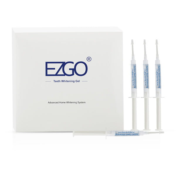 Teeth Whitening Gel Syringe Refill Pack