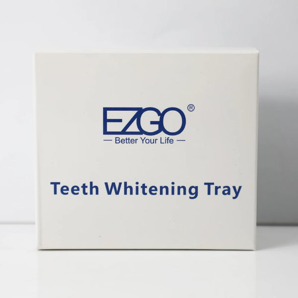 EZGO Silicone Teeth Whitening Tray with Case