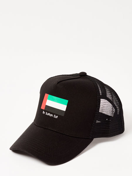 EMIRATES FLAG BASEBALL CAP