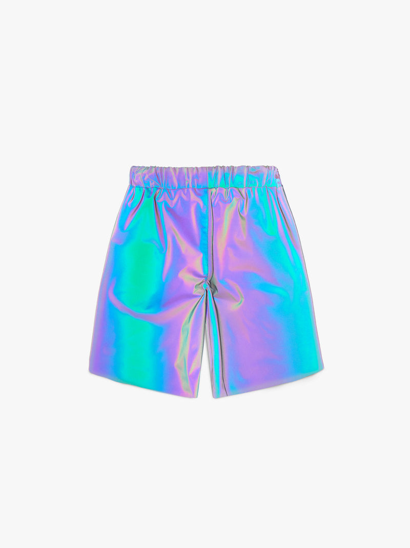 GOD IS GREAT UNISEX REFLECTIVE SHORTS