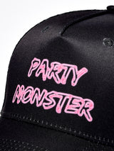 PARTY MONSTER BASEBALL CAP