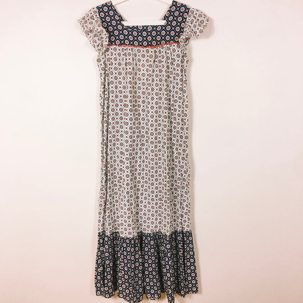 DAISY BOHO DRESS