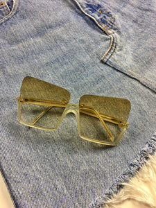 True Vintage Sunglasses - Farrah 1970s Sunglasses