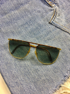 True Vintage Sunglasses - 1970s Tortoiseshell Sunglasses