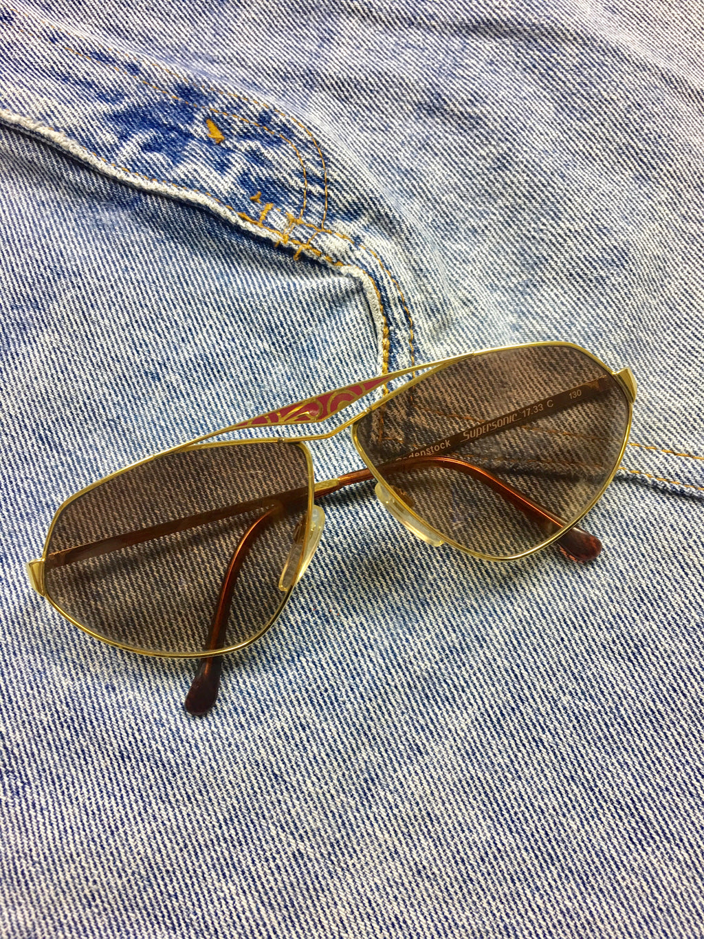 True Vintage Sunglasses - 1970s Loni Sunglasses