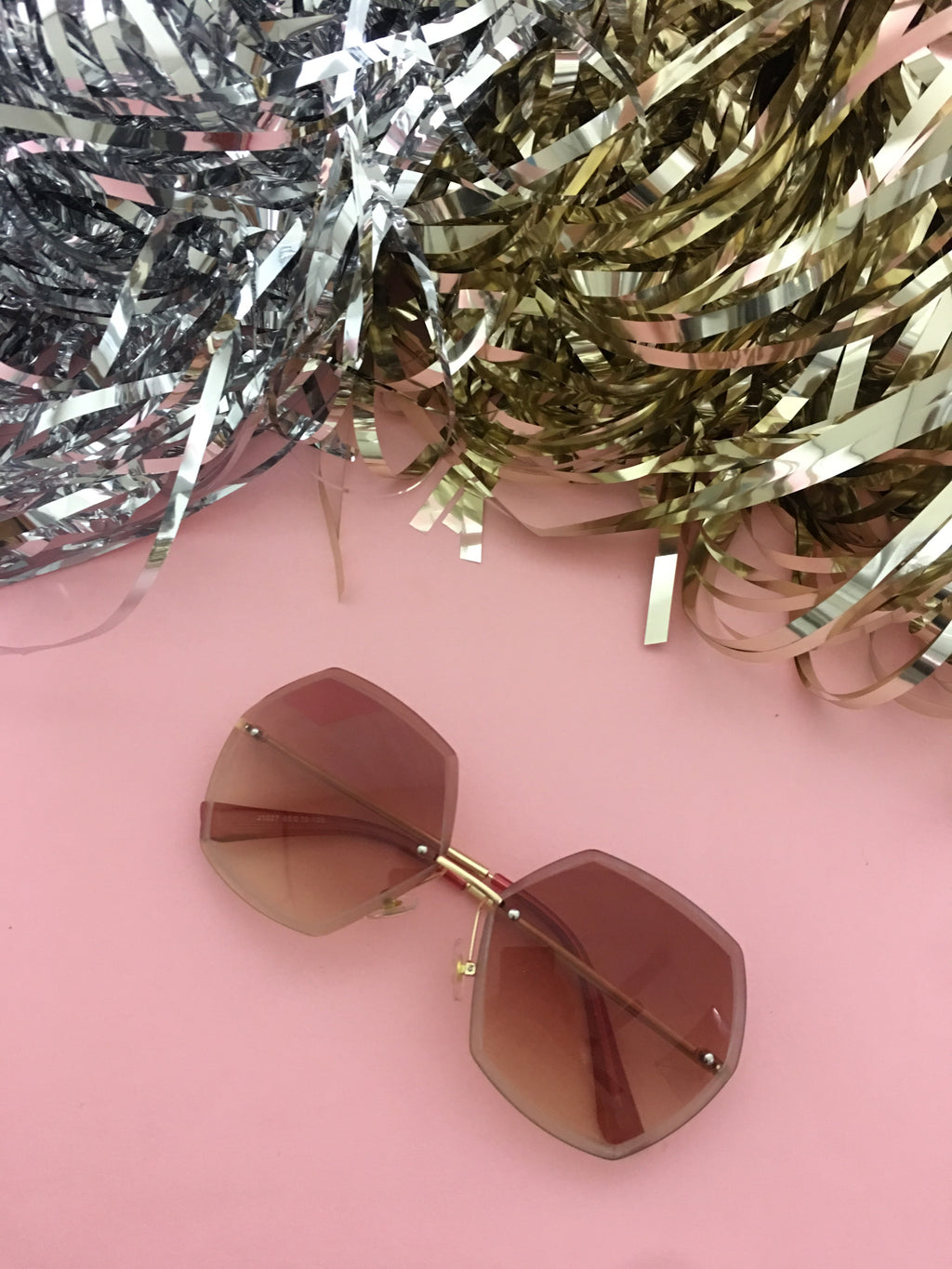 True Vintage Sunglasses - 1970s Stevie Tinted Sunglasses