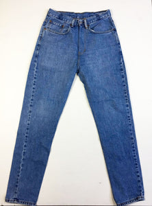 VINTAGE LEVI DENIM JEANS - BLUE DENIM