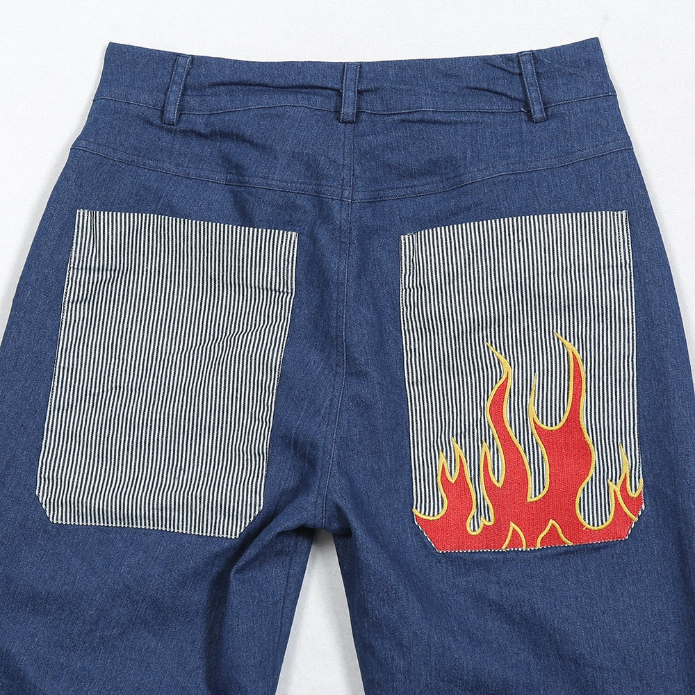 So Fire Denim Pants