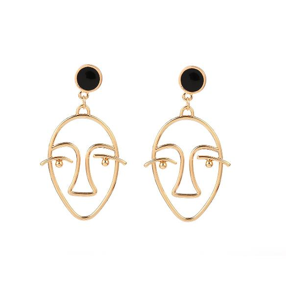 ABSTRACT - Klee Earring
