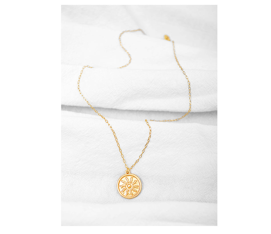 Sula Coin Necklace