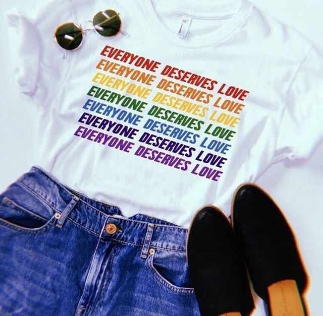 Everyone Deserves Love Tee