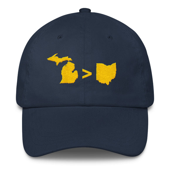 Michigan > Ohio Classic Cap