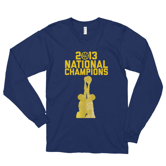 2013 NATIONAL CHAMPIONS Long sleeve t-shirt