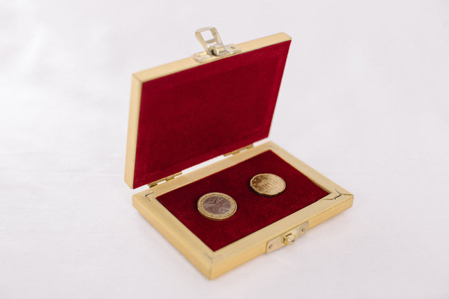 Gift Coin Box (Double)