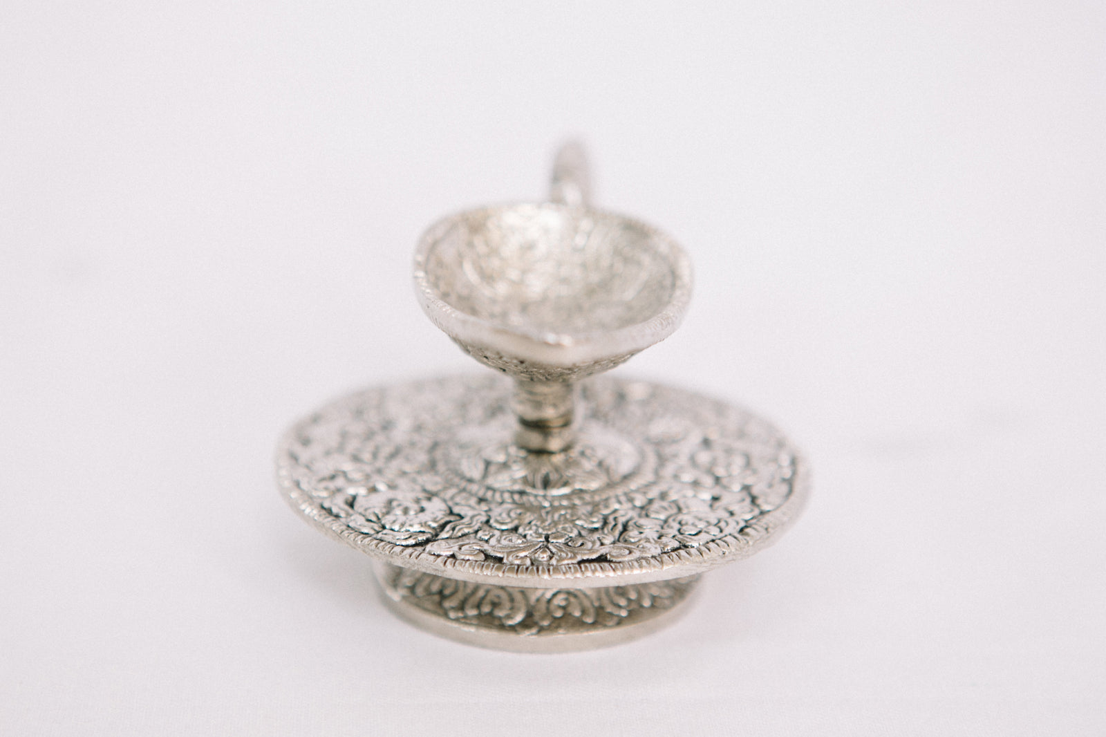 Diya with Round Base