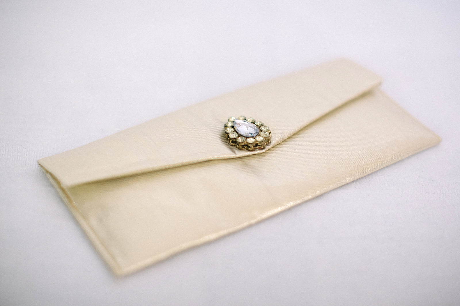 Light Gold Gift Envelope