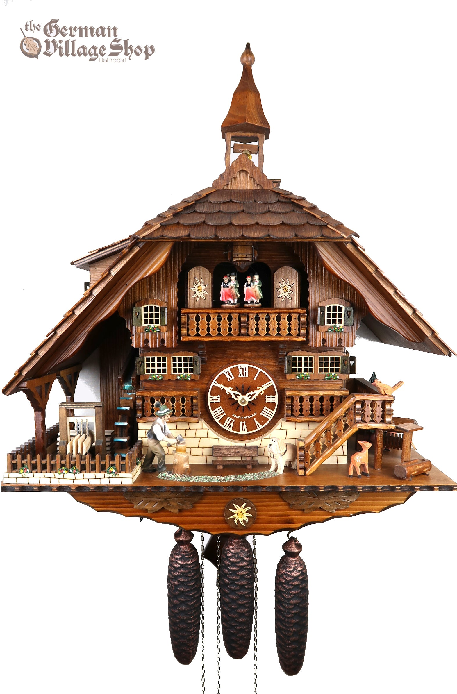 Black Forest Chalet Cuckoo Clock for sale in Australia