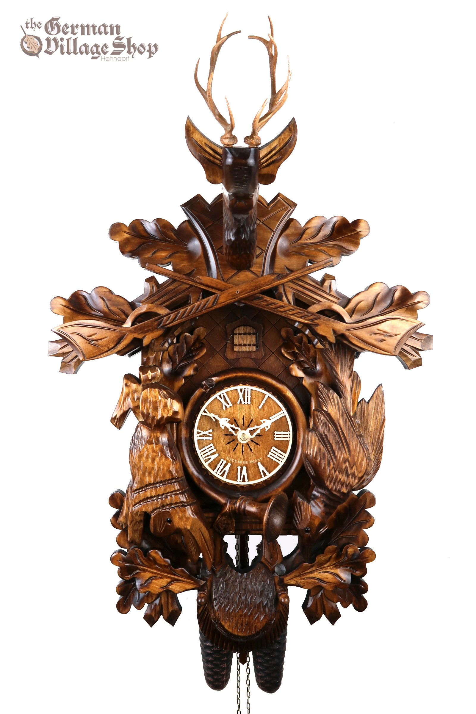 Hunting Cuckoo Clock for sale in Australia