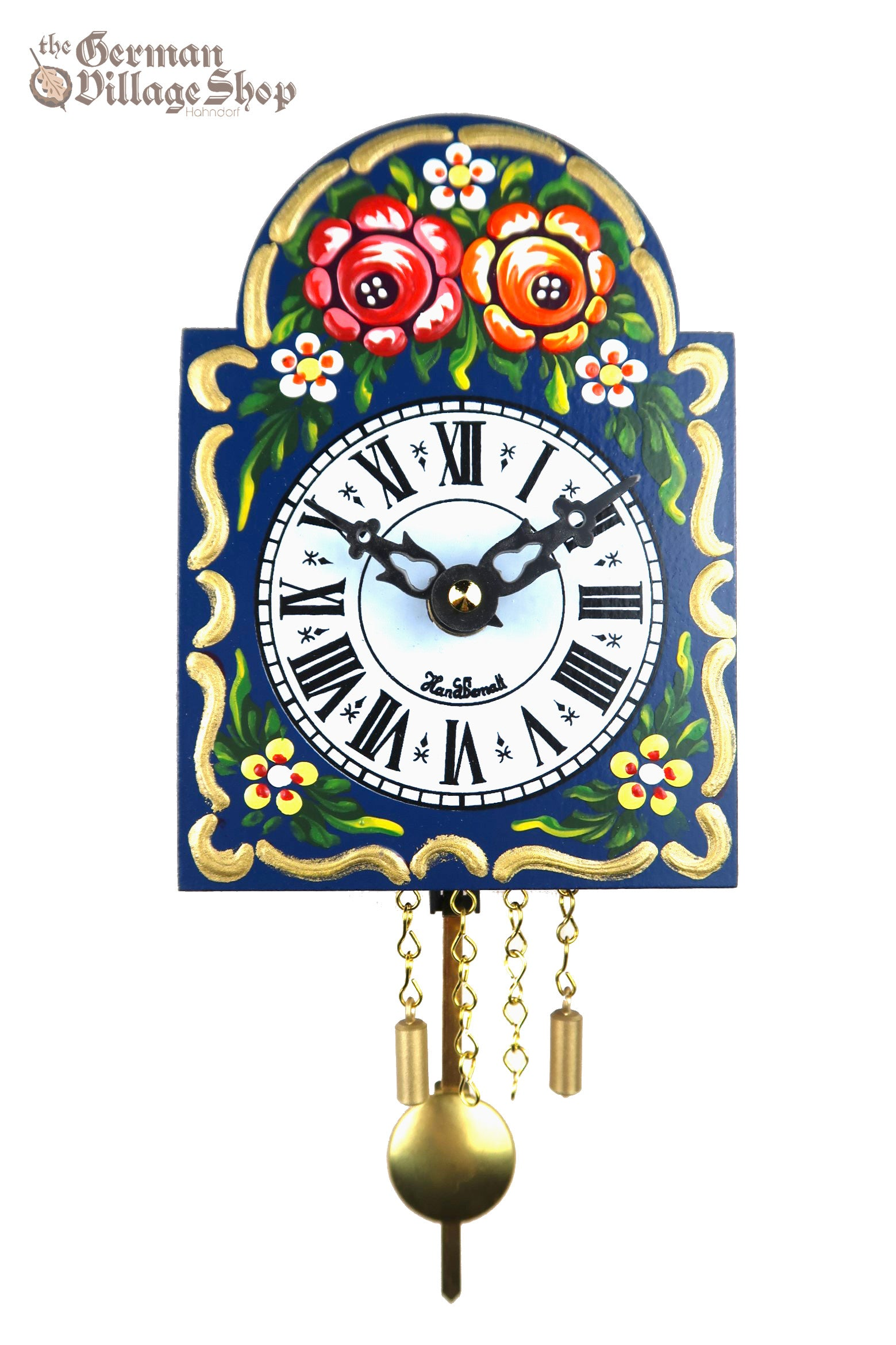Kuckoolino Cuckoo Clock shield clock design