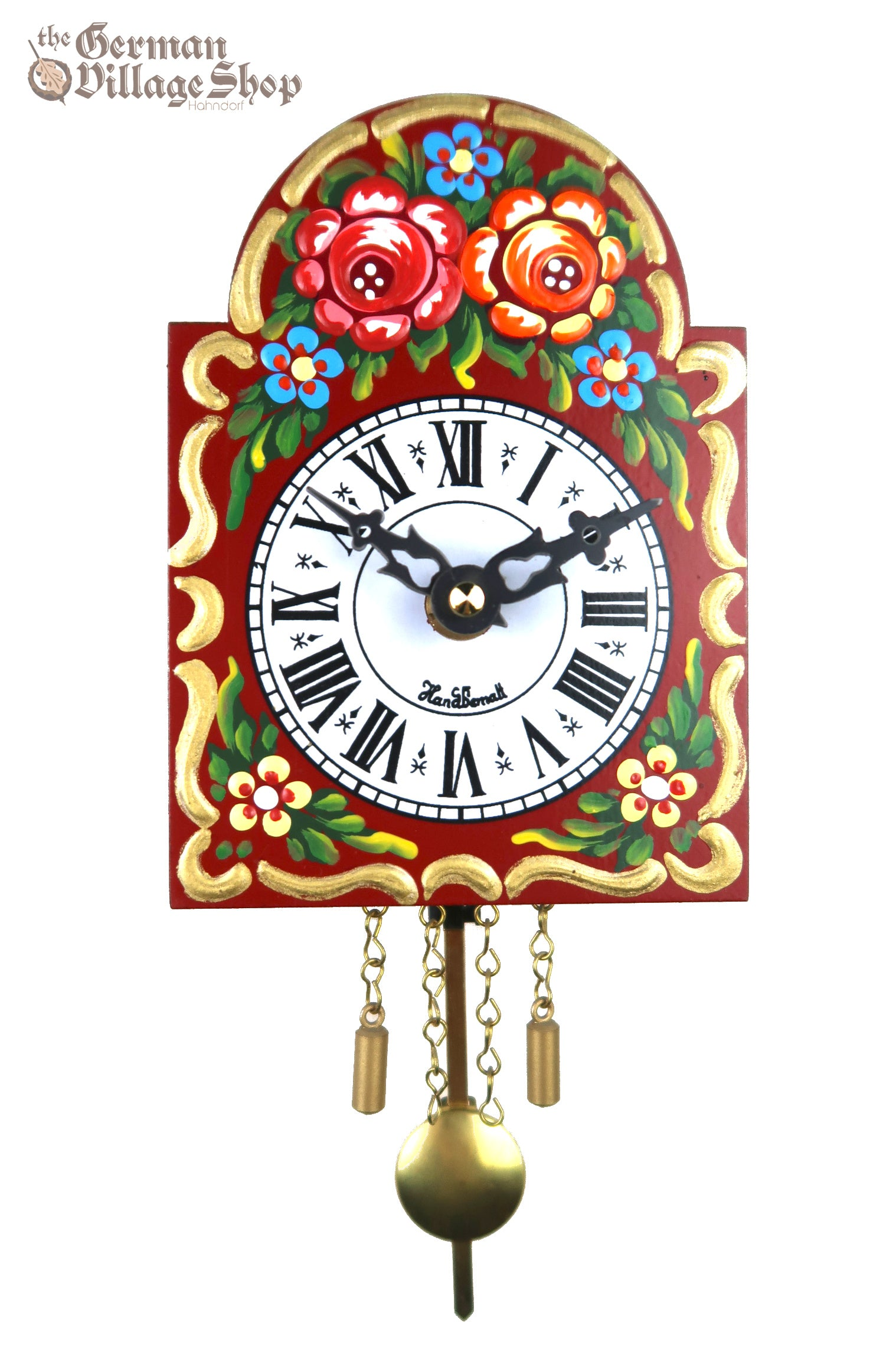 Kuckoolino Cuckoo Clock Shield design