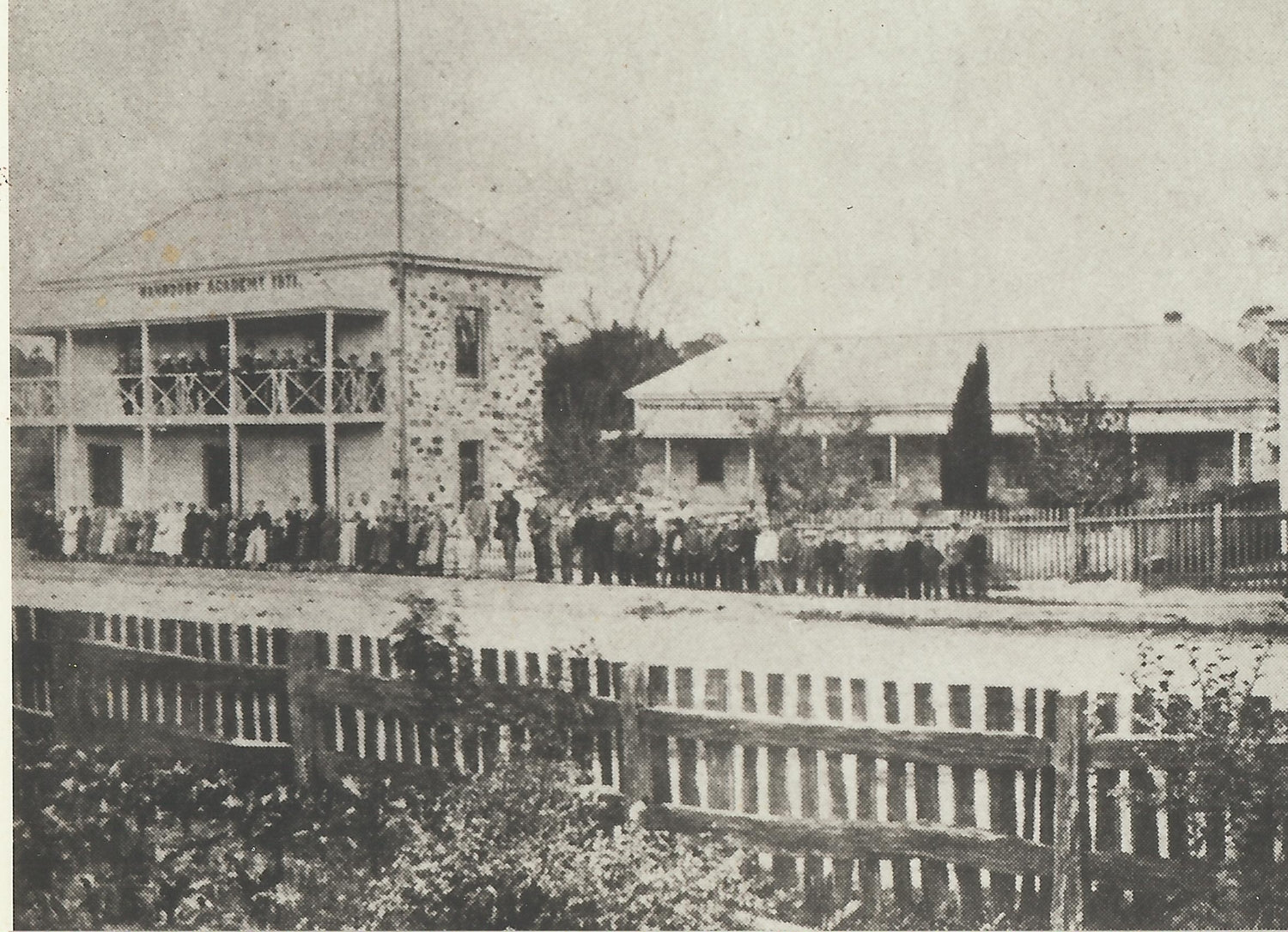 Hahndorf in the 1900's