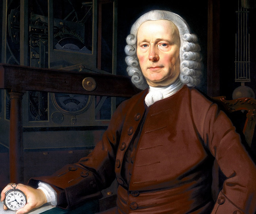 John Harrison inventor of the first Marine chronometer