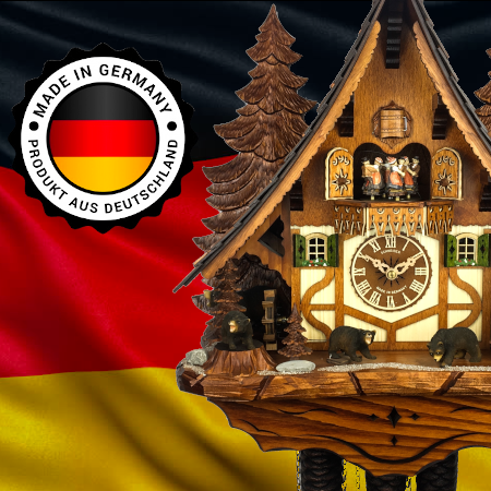 made in Germany Cuckoo Clocks for sale in Australia