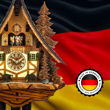 Made in germany cuckoo clocks