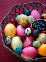 German Easter eggs and traditions
