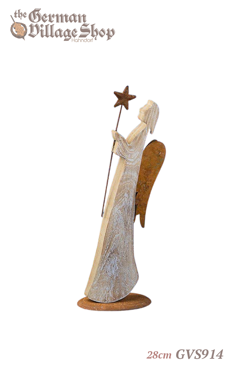 German wooden Christmas decorations, angles, nativity decoration